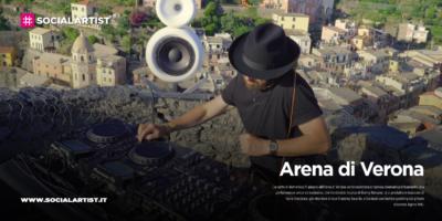 Arena di Verona, Benny Benassi e Dardust in una performance senza precedenti