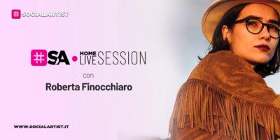 SA Home Live Session | Roberta Finocchiaro| Prima Serie