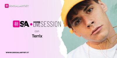 SA Home Live Session | Terrix | Prima Serie