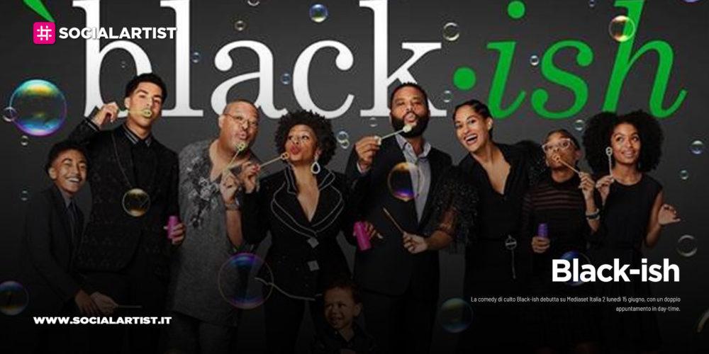 """Italia 2, dal 15 giugno la nuova serie TV """"Black-ish"""""""
