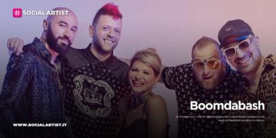 """Boomdabash, dal 12 giugno il nuovo singolo """"Karaoke"""" feat. Alessandra Amoroso"""