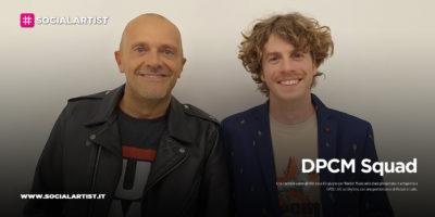 """DPCM Squad, dal 5 giugno il nuovo singolo """"Una canzone come gli 883"""""""