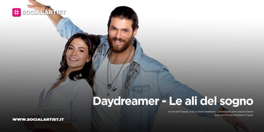 Daydreamer – Le ali del sogno, dal 10 giugno su Canale 5