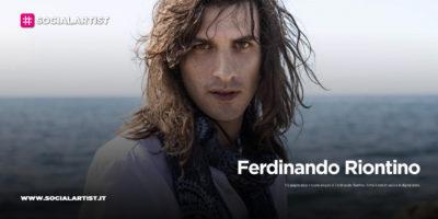 """Ferdinando Riontino, dal 5 giugno il nuovo singolo """"Sotto il Sole"""""""