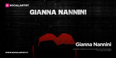 """Gianna Nannini, dal 19 giugno il nuovo brano """"La donna cannone"""""""