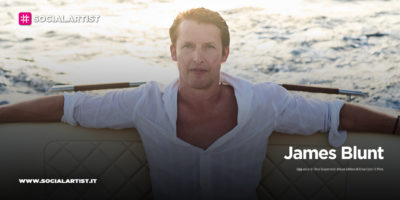 "James Blunt, dal 26 giugno il nuovo album ""Once Upon A Mind – Time Suspended"""