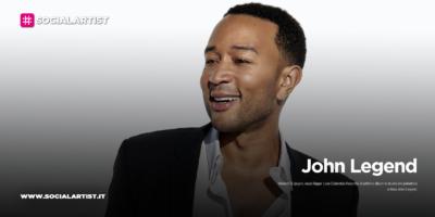 """John Legend, dal 19 giugno il nuovo album """"Bigger Love"""""""