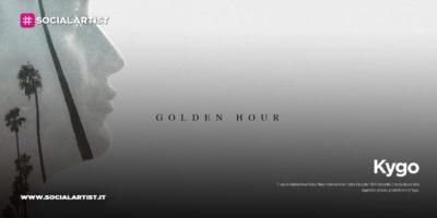 """Kygo, dal 29 maggio il nuovo album """"Golden Hour"""""""