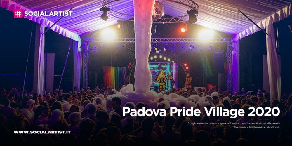 Padova Pride Village 2020, il 1° luglio inaugurazione con Vladimir Luxuria