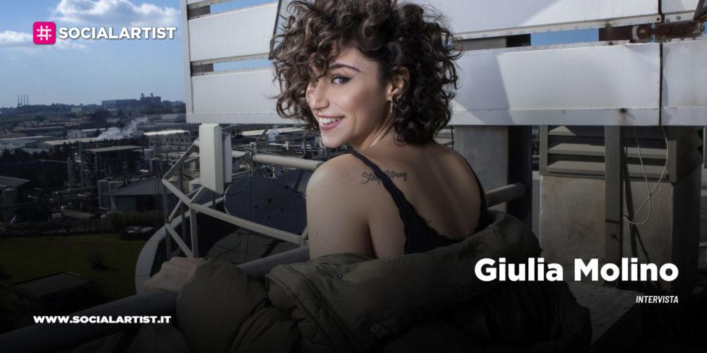 INTERVISTA Giulia Molino