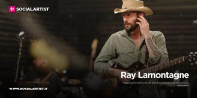 """Ray Lamontagne, dal 26 giugno il nuovo album """"Monovision"""""""