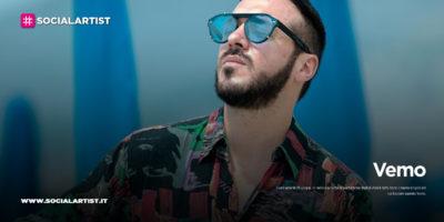 """Vemo, dal 26 giugno il nuovo singolo """"Andrà tutto bene"""""""