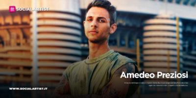 """Amedeo Preziosi, dal 10 luglio il nuovo singolo """"Liberty City"""""""