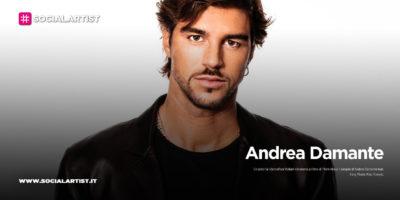 """Andrea Damante, dal 10 luglio il nuovo remix di """"Think About"""""""