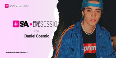 SA Home Live Session | Daniel Cosmic | Prima Serie