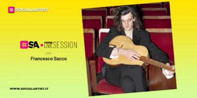 SA Home Live Session | Francesco Sacco | Seconda Serie