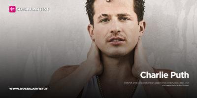 """Charlie Puth, dal 10 luglio il nuovo singolo """"Girlfriend"""""""