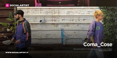 """Coma_Cose, protagonisti d'eccezione della nuova serie """"Coma_Cose presso fontanesi"""""""