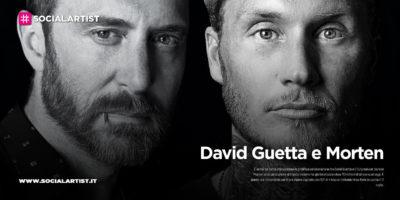"""David Guetta e Morten, dal 17 luglio il nuovo EP """"New Rave"""""""