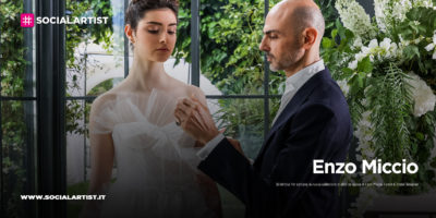 """Enzo Miccio, la nuova collezione di abiti da sposa """"Per sempre"""""""