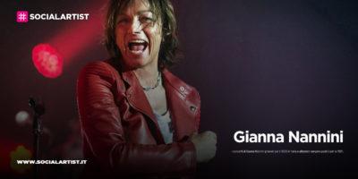 Gianna Nannini, le date del tour 2021