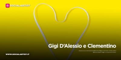 """Gigi D'Alessio e Clementino, dal 17 luglio il nuovo singolo """"Como suena el corazon"""""""