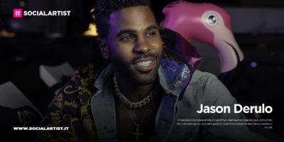 """Jason Derulo, dal 10 luglio il nuovo singolo """"Coño"""""""