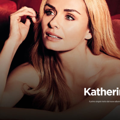 "Katherine Jenkins, dal 3 luglio il nuovo singolo ""Cinema Paradiso"" feat. Alberto Urso"