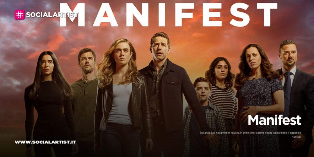 """Canale 5, dal 10 luglio la seconda stagione di """"Manifest"""""""