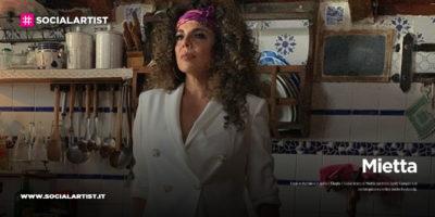 """Mietta, dal 3 luglio il nuovo singolo """"Spritz Campari"""""""