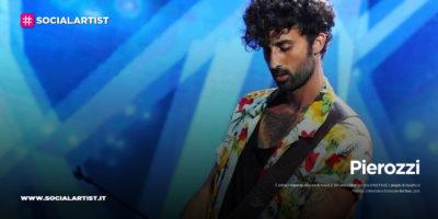 """Pierozzi, dal 15 maggio il nuovo singolo """"Amore & Amuchina"""""""