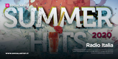 "Radio Italia, 30 hits italiane per ""Radio Italia Summer Hits 2020"""