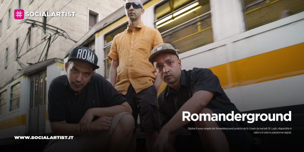 """Romanderground, dal 28 luglio il nuovo singolo """"Skyline"""""""