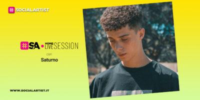 SA Home Live Session | Saturno | Seconda Serie