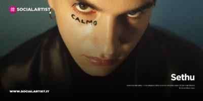 """Sethu, dal 17 luglio il nuovo singolo """"Calmo"""""""