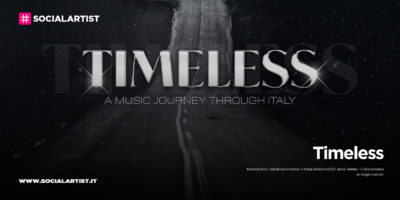 """Nameless Music Festival presenta """"Timeless – L'Italia attraverso un viaggio musicale"""""""