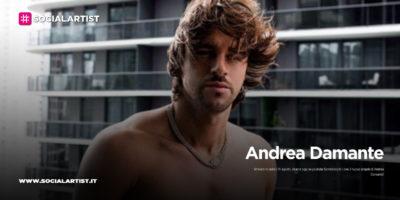"""Andrea Damante, dal 14 agosto il nuovo singolo """"Somebody to Love"""""""