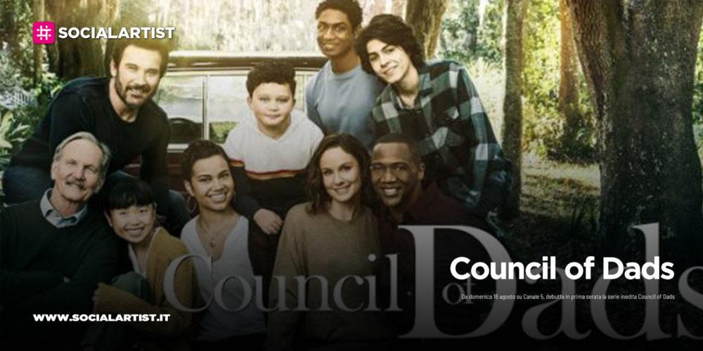 Council of Dads, dal 16 agosto in prima serata su Canale 5