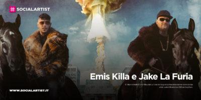 """Emis Killa e Jake La Furia, dal 18 settembre il nuovo album """"17"""""""