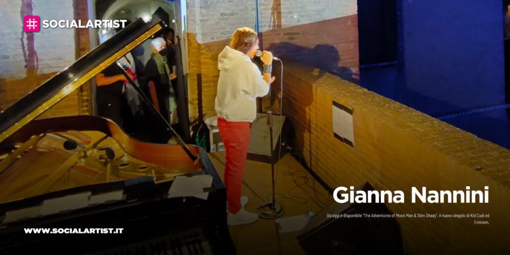 Gianna Nannini, live al Ferrara Buskers Festival