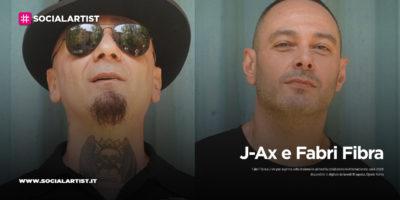 """J-Ax e Fabri Fibra, dal 10 agosto il nuovo singolo """"Djomb Remix"""""""