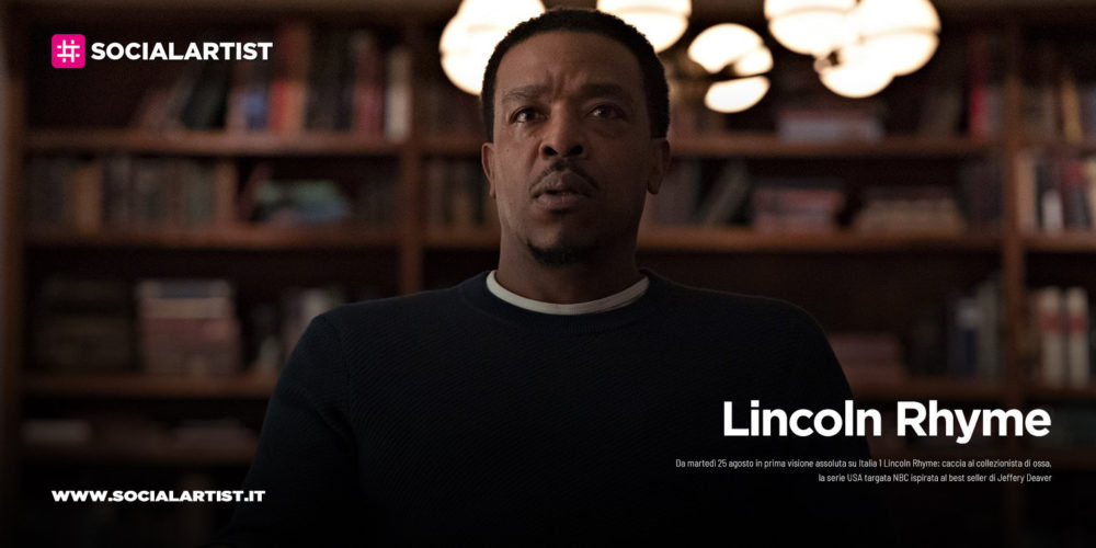 Lincoln Rhyme: caccia al collezionista di ossa (Prima Stagione)