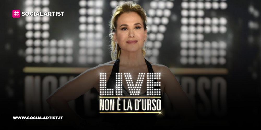 LIVE – Non è la d'Urso, la nona puntata in onda l'8 novembre