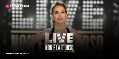 LIVE – Non è la d'Urso, la quindicesima puntata in onda il 20 dicembre