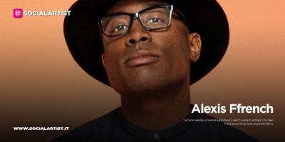 """Alexis Ffrench, dal 4 settembre il nuovo singolo """"Walk With Us"""""""