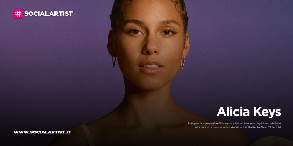 """Alicia Keys, dal 18 settembre il nuovo album """"Alicia"""""""