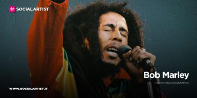 Bob Marley, disponibile in edicola la discografia