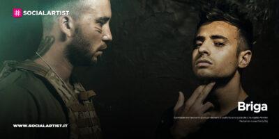 """Briga e Mostro, dal 25 settembre il nuovo singolo """"Human VS Apes"""""""