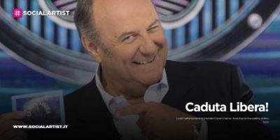 """Canale 5, dal 7 settembre la nuova edizione di """"Caduta Libera!"""""""