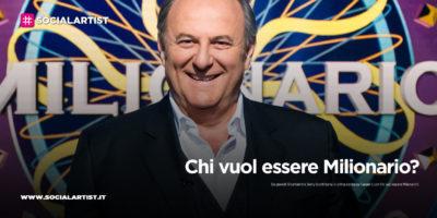"""Canale 5, giovedì 10 settembre torna """"Chi vuol essere Milionario?"""""""